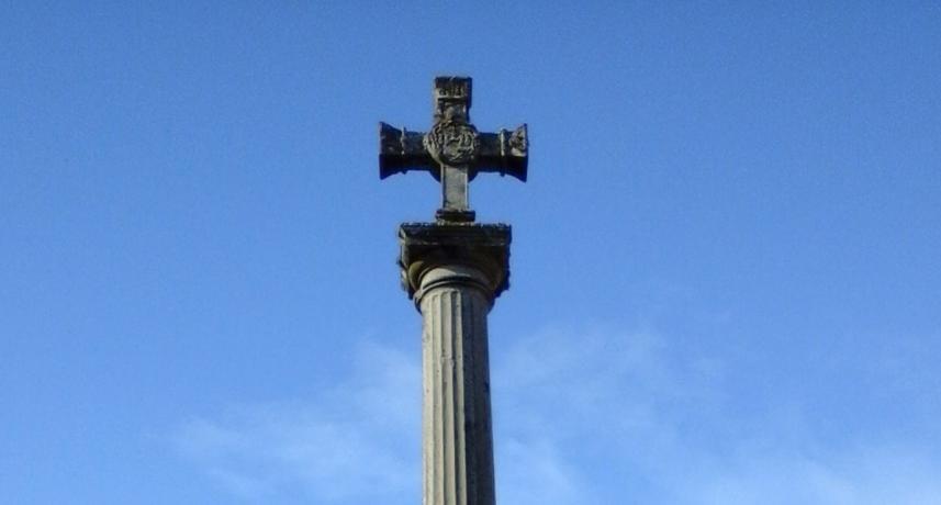 Grand Croix cimetière de Plombières les Bains