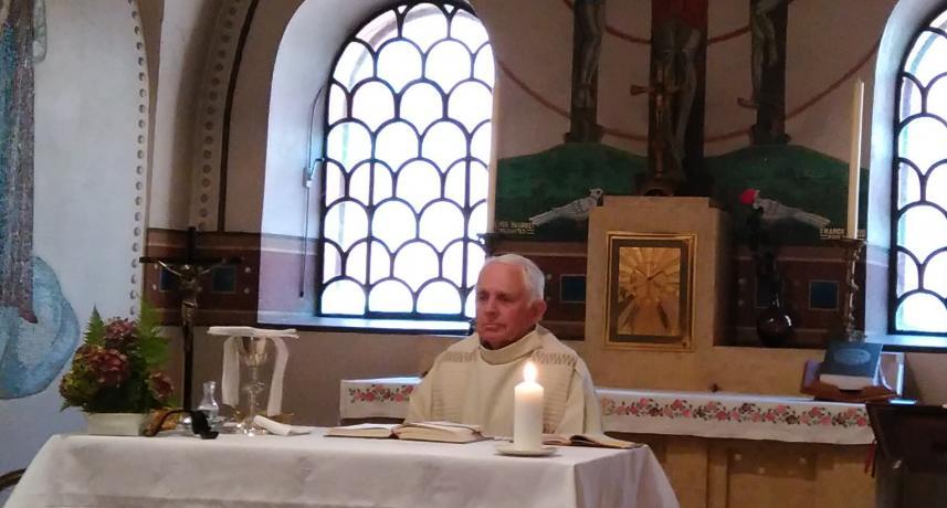 Messe du curiste chaque mercredi