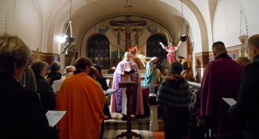 Chapelle Saint Charles Plombières 17 12 17