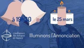 COVID 19 lettre de la Conférence des Évêques de France