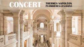 Concert aux Thermes Napoléon