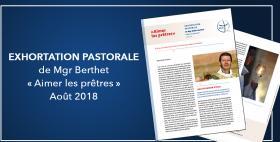 Exhortation pastorale de Mgr. Berthet