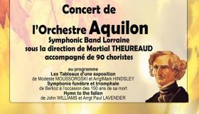 Concert à l'église de Plombières-les-Bains
