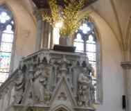 Chaire église de Plombières