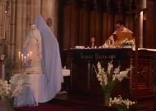 Assomption 2020 messe à l'église de Plombières les Bains