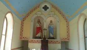 Chapelle du Moineau intérieur