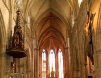 Église de Plombières nef