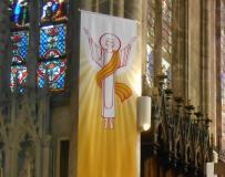 Pâques église de Plombières